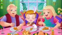 可爱宝贝家庭晚餐聚会4