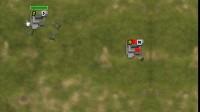 坦克部队防卫战