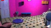詹妮逃出紫色房间