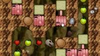 小刺猬吃水果6