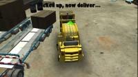 3D叉车仓库驾驶1