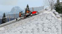 冬季雪地赛车1