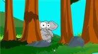 逃离动物森林