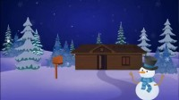 圣诞小屋逃出3