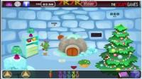 圣诞节逃离冰河
