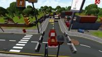 城市停靠小货车-1