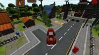 城市停靠小货车-5