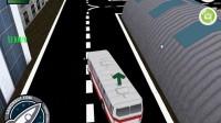3D城市巴士停靠7