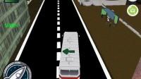3D城市巴士停靠9