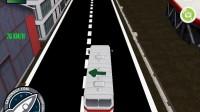 3D城市巴士停靠13