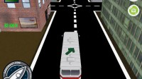 3D城市巴士停靠17