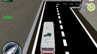 3D城市巴士停靠19