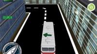 3D城市巴士停靠21