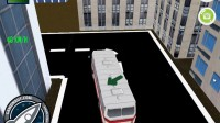 3D城市巴士停靠28