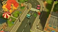 3D小镇停车1
