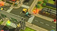 3D小镇停车12