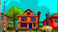 卡通房屋逃脱