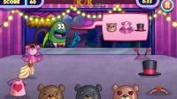 海绵宝宝梦幻乐园搭配小熊