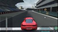 3D高速赛车游戏展示