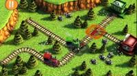 3D小火车游戏展示