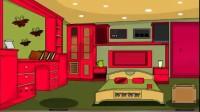鲜红色的房间逃脱