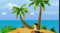 逃离热带小岛