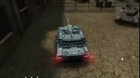 坦克训练游戏展示