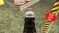 卡车停车场游戏展示