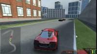 3D超跑竞速游戏展示