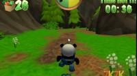熊猫游乐场对抗模式展示