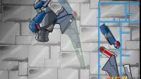 组装机械金刚游戏展示