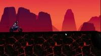 火山摩托车特技赛游戏展示