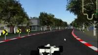F1方程式赛车游戏展示