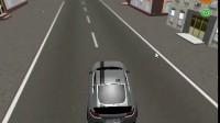 街头汽车训练游戏展示