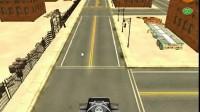大卡车建筑工地停靠游戏展示