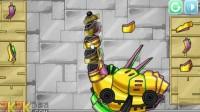 组装机械长颈龙游戏展示
