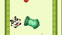 熊猫飞上天游戏展示