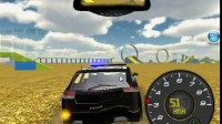 3D特技跑车游戏展示