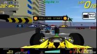 F1超级赛车游戏展示