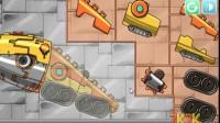组装机械鹦嘴恐龙游戏展示