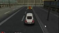 3D豪车停靠游戏展示