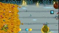 恐龙鱼大战骑士军团游戏展示3