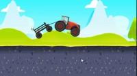 狂暴的拖拉机游戏展示