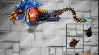 组装铁血狮子王游戏展示