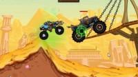 狂野四驱车竞赛3D版游戏展示4