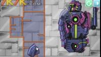 组装变形巨兽游戏展示1
