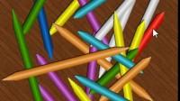 清理铅笔堆游戏展示