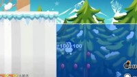 企鹅爱吃鱼3新大陆第21关