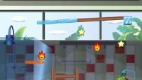 小鳄鱼吃鸭子3第3关