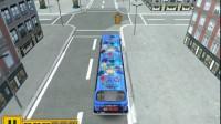 美国大巴车停靠游戏展示5